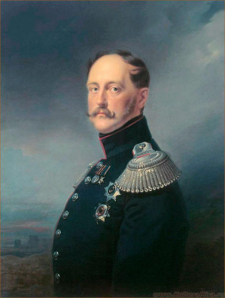 Франц Крюгер «Портрет императора ...: kulturamira.ru/txt/455.shtml